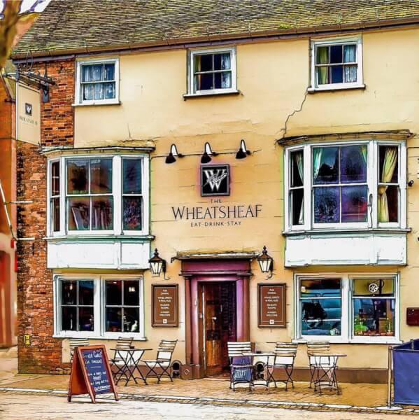 The Wheatsheaf Hotel Isle of Wight