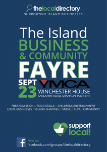 The Island Business & Community Fayre