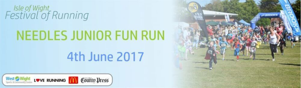 2017-needles-junior-fun-run-web-header-Isle of Wight