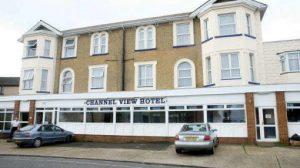 Channel View Hotel Sandown Isle of Wight