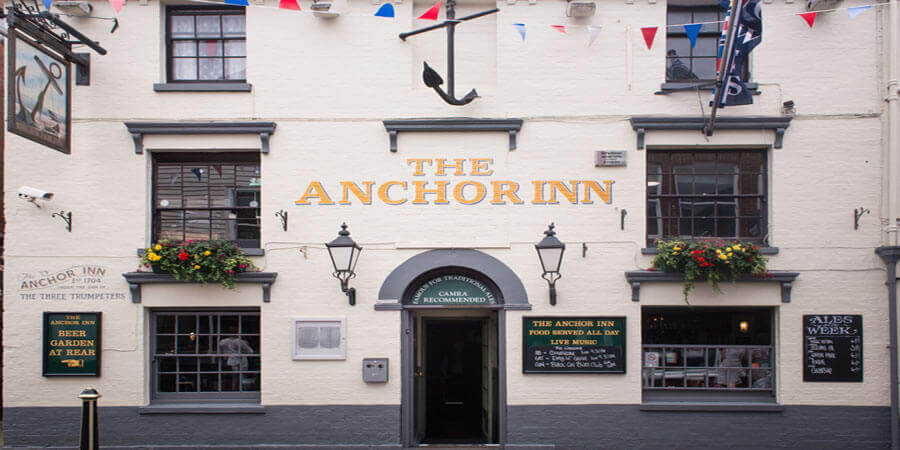 Anchor Inn Cowes Isle of Wight