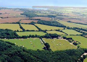 Beapers Farm Camping Isle of Wight