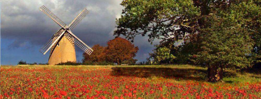 Bembridge Windmill National Trust Isle of Wight