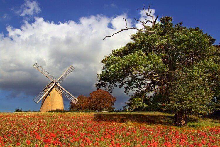Bembridge Windmill Isle of Wight