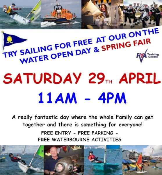 Brading Open Day on the Water 2017