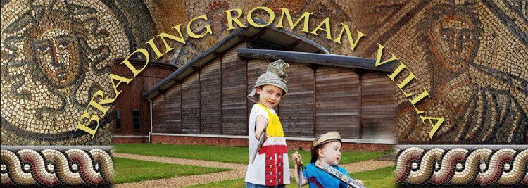 Roman Villa Brading Isle of Wight