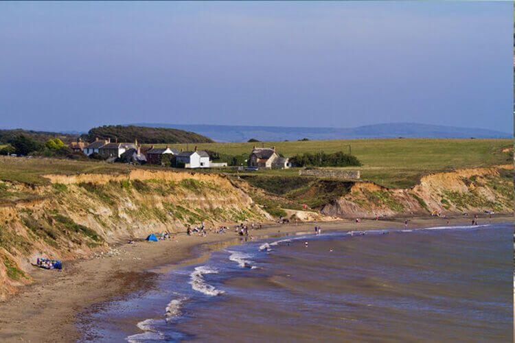 Brook Beach Isle of Wight portfolio