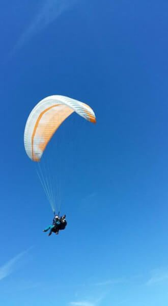 Butterfly Paragliding, Chale, Isle of Wight