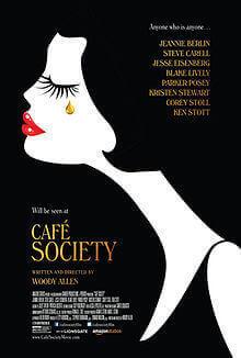 Cafe Society Film IOW