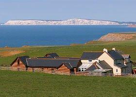 Chale Bay Farm B&B Isle of Wight