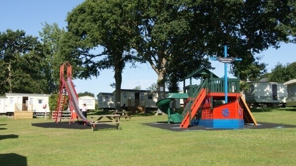 Cheverton Copse Holiday Park, Isle of Wight