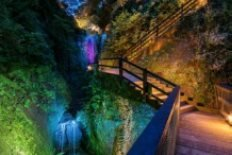 Shanklin Chine Isle of Wight Attractions