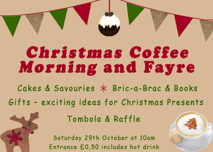 Gift Fair & Coffee Morning in Niton - isleofwight.com