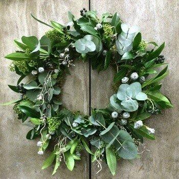 christmas-wreath-making-workshop-isle of wight
