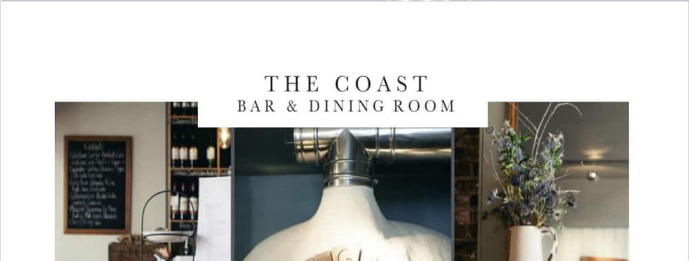 The Coast Bar Dining Room Cowes Isle Of Wight