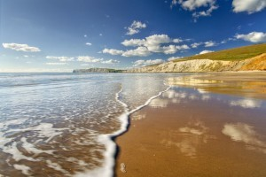 Compton Bay Beach Isle of Wight