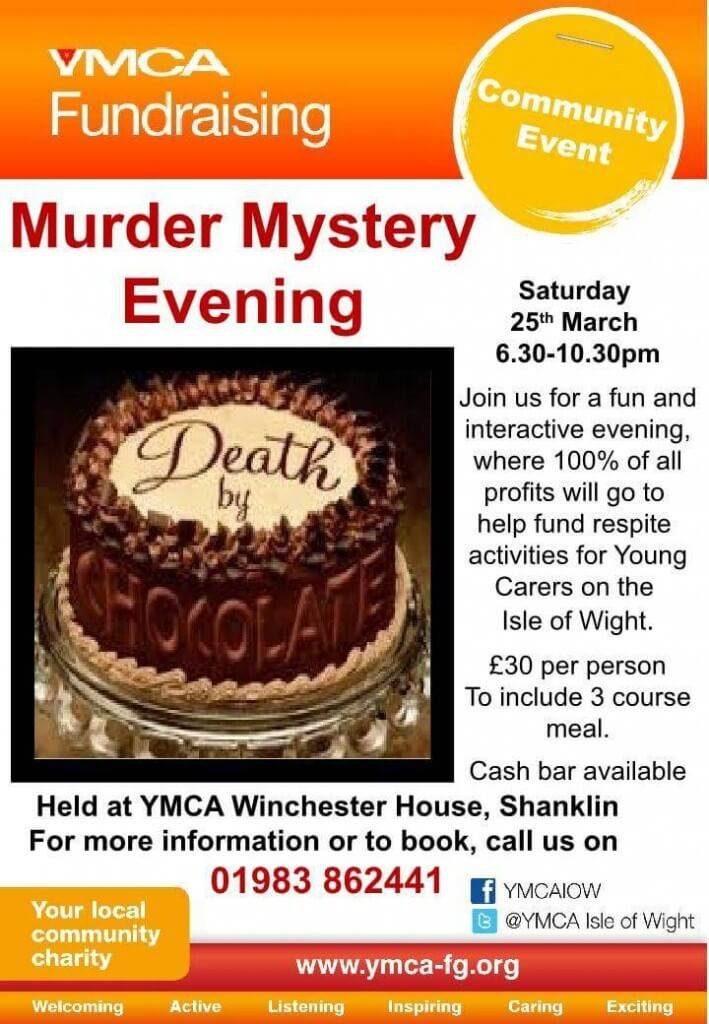 Murder Mystery Event Isle of Wight