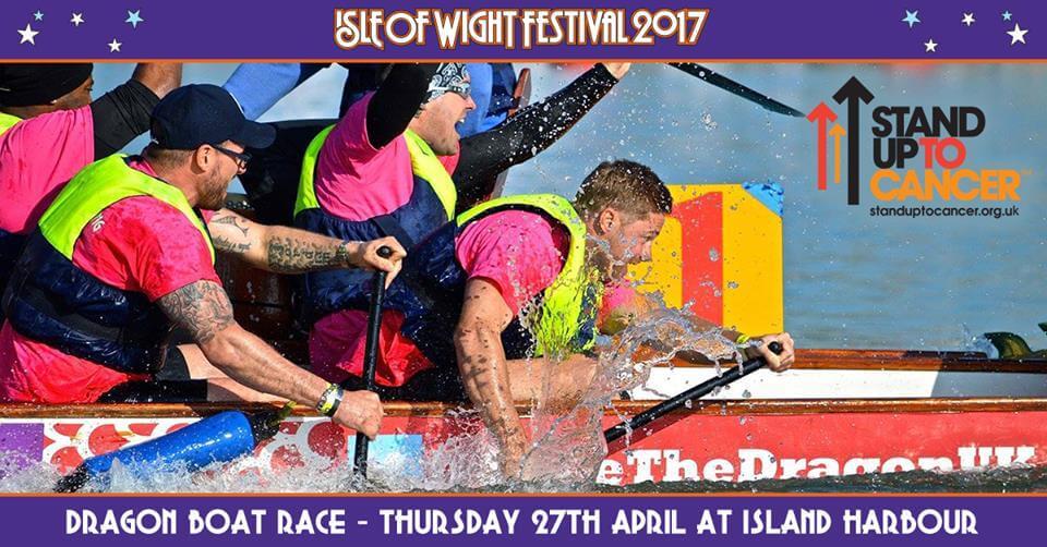 Isle of Wight Dragon Boat Race