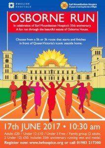 Earl Moutbatton Charity run Isle of Wight
