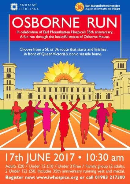 Earl Moutbatton Charity run