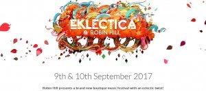 Eklectica festival isle of wight festival