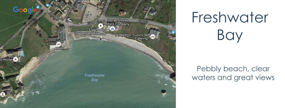 Freshwater Bay Isle of Wight  Isle of Wight for hotels bed and