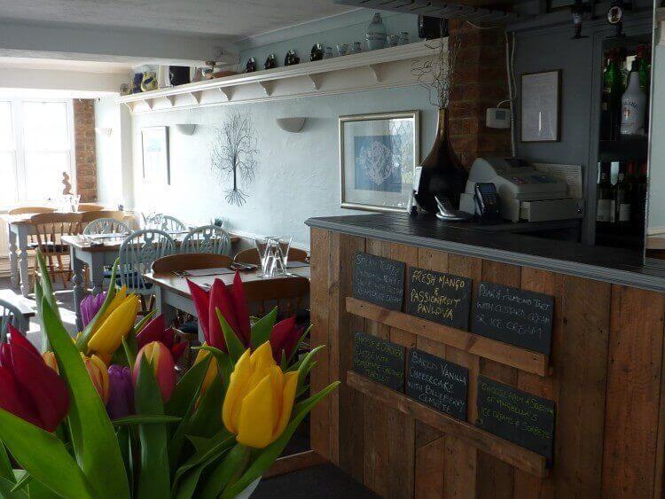 Ganders Restaurant Isle of Wight