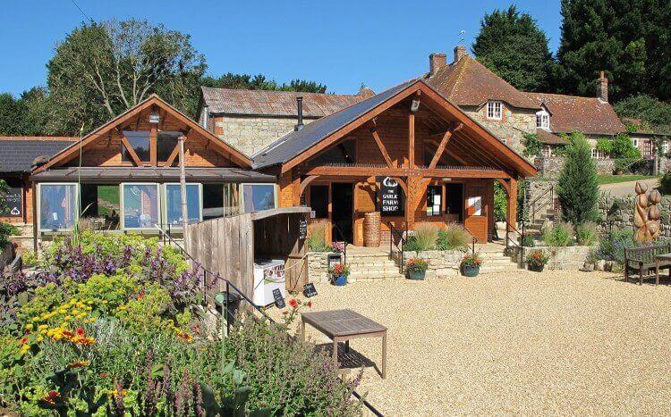 The Garlic Farm Mersley Lane Newchurch Isle of Wight