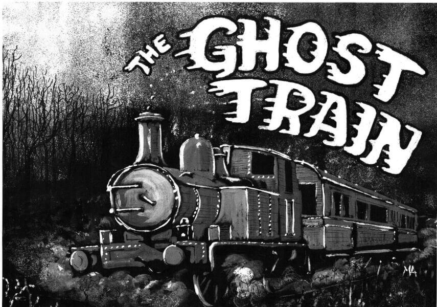 Ghost Train Logo isleofwight2