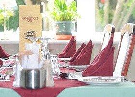 Hambledon Hotel Ferry Inclusive Offers IOW