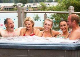 Hot tub holidays isle of wight