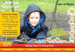 Easter Day Camps on the Isle of Wight