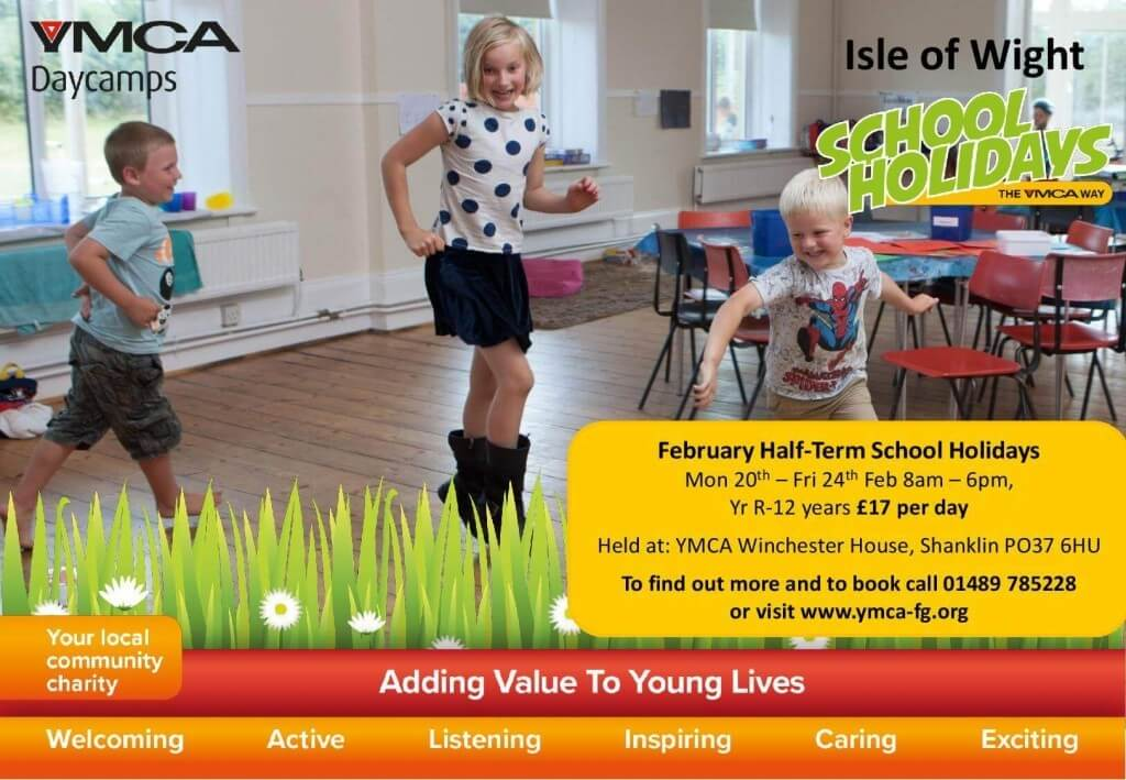 February Half Term Day Camp 2017