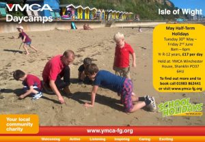 YMCA May Daycamps Isle of Wight