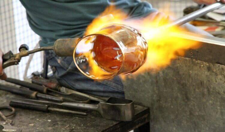 Isle of Wight Studio Glass Arreton Barns Craft Village Isle of Wight