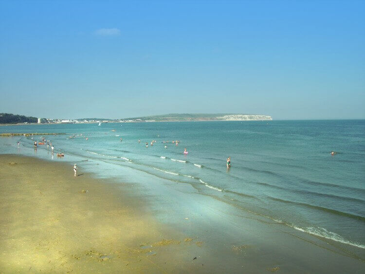 Lake Beach Sandown Isle of Wight