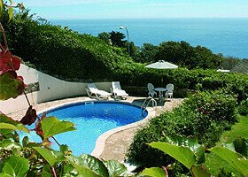 Leconfield Ventnor Isle of Wight Holiday Accommodation