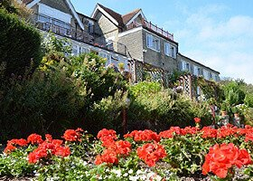 Luccombe Hall Attraction Breaks Shanklin