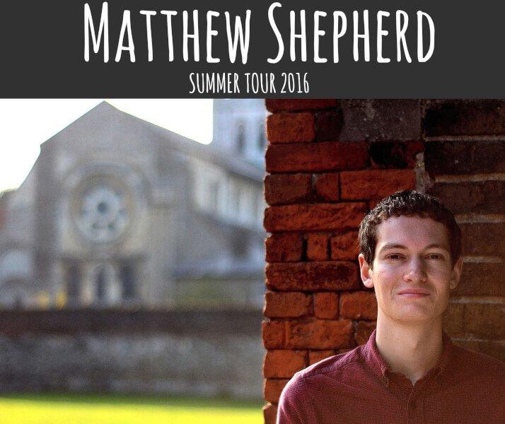 Matthew Shepherd Isle of Wight