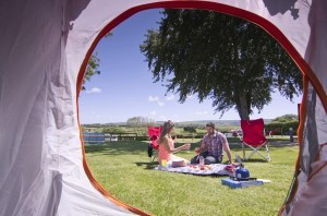 Orchards newbridge isle of wight holiday park caravans self catering camp site camping touring