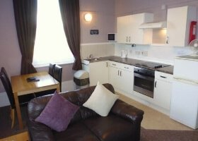 Parterre holiday apartments in Sandown