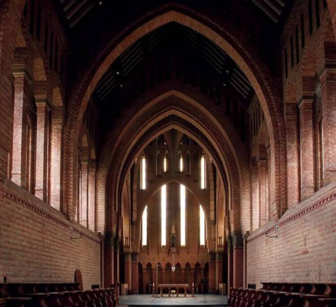 Quarr Abbey Ryde Isle of Wight 10