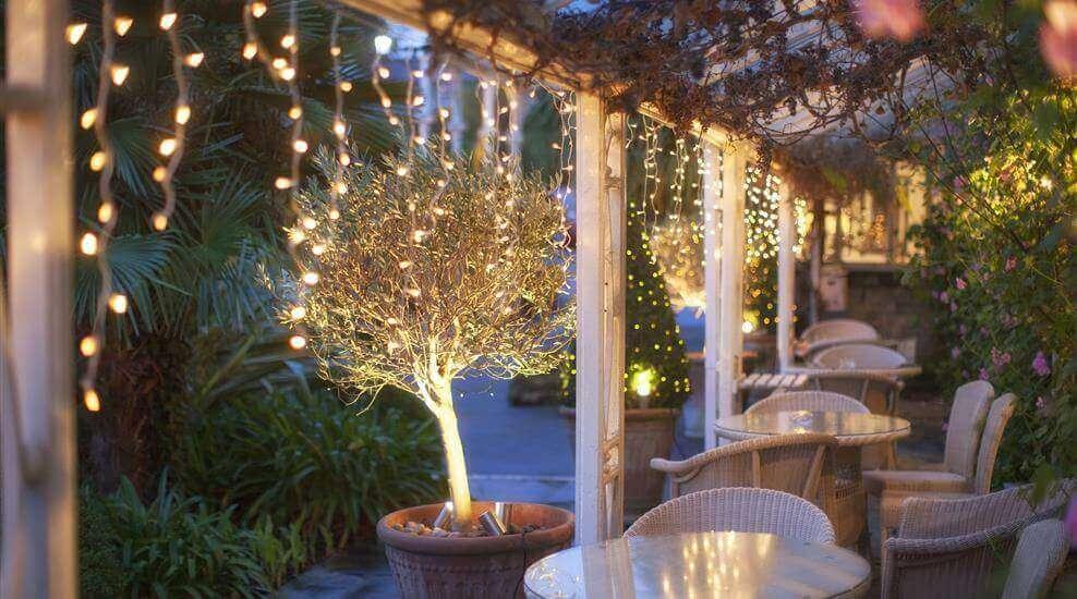 Royal Hotel Cabin ventnor isle of wight bed breakfast 4 four star luxuryIOW Pavillion