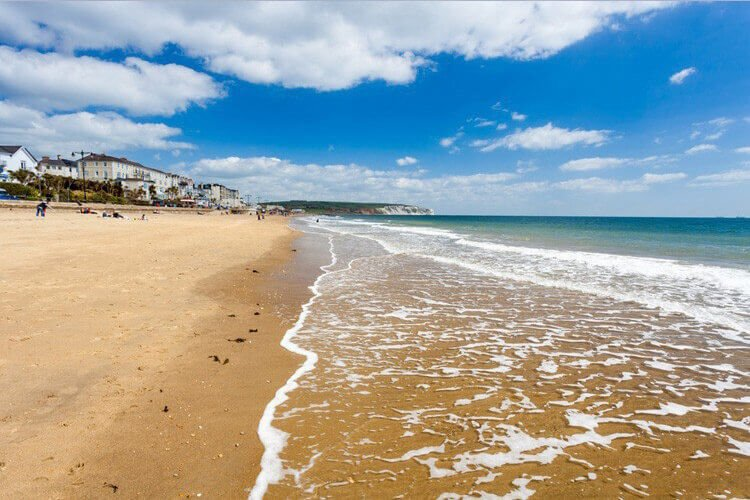Sandown Beach Isle of Wight portfolio