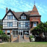 Sentry Mead Boutique Hotel Totland Bay Bed Breakfast Restaurant holiday accommodation