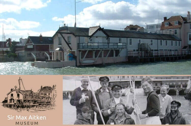 Sir Max Aitken Museum Cowes Isle of Wight