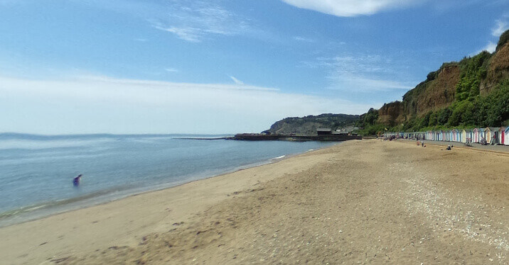 Small Hope Beach Shanklin Isle of Wight