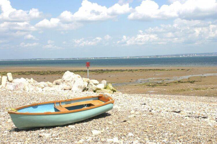 Springvale Beach Seaview Isle of Wight