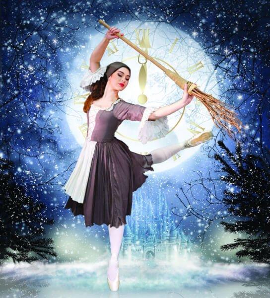 Swan Lake Cinderella Isle of Wight Show