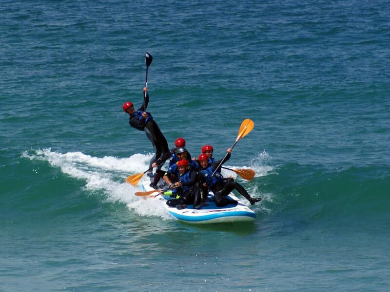 Team Building with Adventure Activities